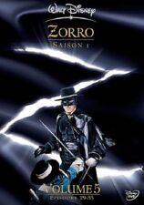 Zorro Saison 1 Volume 5 (Épisodes 29 à 35) DVD NEUF SOUS BLISTER