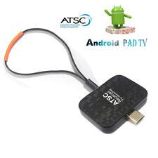 Portable Digital ATSC Receiver Tuner On Android Phone Pad OTG Watch ATSC Live TV