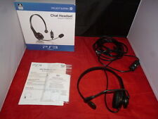 Chat Headset originale per PS3 - per Console Sony Play Station 3