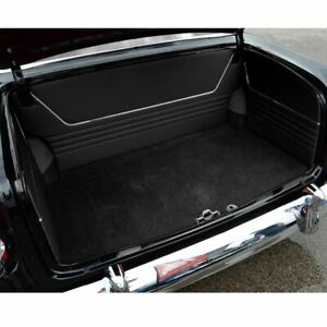 1955 1956 1957 Tri Five 2dr Hardtop Sport Trunk Kit with Carpet - MADE IN USA