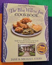 BLUE WILLOW INN COOKBOOK Southern cooking HARDBACK/dj GEORGIA