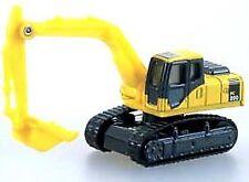 Tomica No.009 Komatsu hydraulic excavator PC200 Gareo (blister) Miniature Car