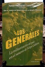 New Los generales / The Generals by Rafael Rodriguez Castaneda (2010, Paperback)