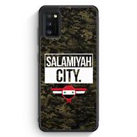 Salamiyah City Camouflage Syrien Silikon Hülle für Samsung Galaxy A31 Motiv D...