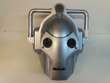 Cyberman Voice Changer Helmet Tested and Working Pre-owned