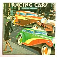 RACING CARS -Downtown Tonight  1976 Vinyl LP (Ladee-Lo / They Shoot Horses ) VG+