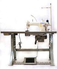 Juki Ddl 8700 Industrial Sewing Machine Table Servo Motor Free Shipping