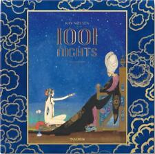 KAY NIELSEN ~ 1001 NIGHTS ~ LE FINE ART PORTFOLIO + COMPANION BOOK ~ TASCHEN