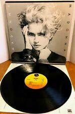 Madonna (self-titled debut) Vinyl LP Sire Records 9 23867-1  1983 Club Edition