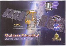 Guyana 2006 la exploración del espacio/Calipso/Cloudsat/satélites/ciencia 1v m/s n17157b
