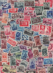 Tolle Sammlung ältere Marken Rumänien gestempelte Werte  r215