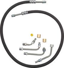 Power Steering Pressure Line Hose Assembly-Universal Tube/Hose Kit Rear/Upper