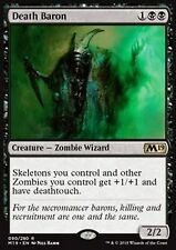 MRM ENGLISH Death Baron - Baron de la mort MTG magic M19