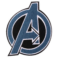 New Avengers Patch Embroidered Iron/Sew ON Patch Sew Applique Badge 3.1X2.7""