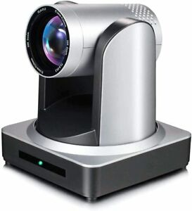 Live Streaming PTZ Camera with 20X Optical zoom, OBS, vMix