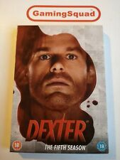 Dexter Season 5 DVD, Supplied by Gaming Squad