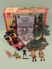 Extreme Team : Mission Jungle action figurine articulée aimantée - TOMY 1999