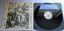 "HOH / Current 93 - Crowleymass UK 1987 Maldoror 12"" Single"