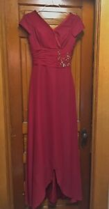 Beautiful Burgundy Mother of the Bride dress. New w/Tags from Light in the Box