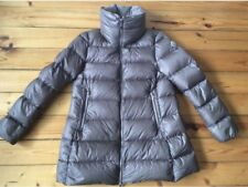 Moncler Torcyn Giubbotto Down Jacket Womens Quilted Wool-Lined Puffer Coat Sz- 2