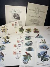 30 Of Songbirds of the 50 States with COA! FLEETWOOD L-DON BALKE Excellent Cond.