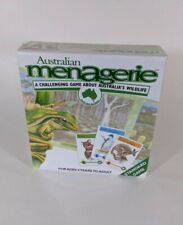 Australian Menagerie 🦘 A Challenging Game About Australia's Wildlife BRAND NEW!