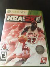 NBA 2K11 (Microsoft Xbox 360, 2010)