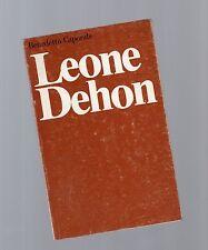 leone dehon - benedetto caporale -