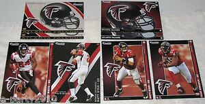 NFL Atlanta Falcons NFC South FATHEAD Tradeables ~ collectible cards wall decal