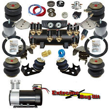 EXTREME UNIVERSAL FBSS AIR BAG SUSPENSION KIT PROMO NEW