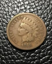 1879 INDIAN HEAD CENT - VG+/F  INV#6644