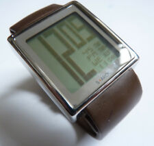 Muy bonito Reloj de pulsera digital Philippe STARCK para FOSSIL