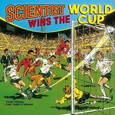 Wins The World Cup 0889397104115 by Scientist Vinyl Album