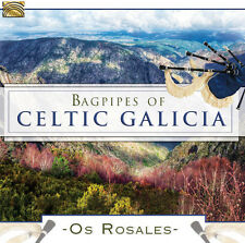 Os Rosales - Bagpipes Of Celtic Galicia [New CD]