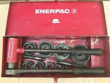 "ENERPAC Slug Buster Knockout Punch Set Complete 1/2""- 2-1/2"" with Extras"