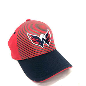 NHL Washington Capitals Boys' Structured Adjustable Hat