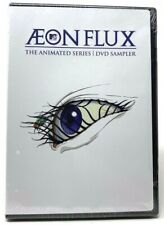 Aeon Flux The Animated Series Dvd Sampler New & Sealed!