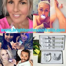 ADVANCED TEETH WHITENING KIT/ Vegan/ Not Tested On Animals/ Supplied To Dentists