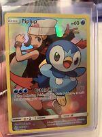 PokémonSM Cosmic EclipsePiplup Secret Rare239//236 Pack Fresh