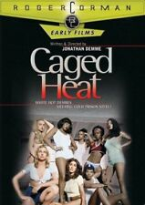 New! Caged Heat DVD - Roger Corman women in prison Jonathan Demme cult classic