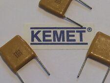 KEMET BEST QUALITY MULTI LAYER CERAMIC CAPACITOR 3.9uF 50V 10% X7R  x1  fbb26.23