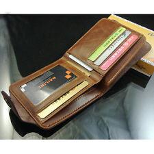 Gedruckt Jäger Muster Leder Brieftasche Kredit Karte ID-Karte von guter Qualität