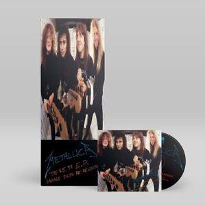 Metallica - The $5.98 E.P. - Garage Days Revisited (NEW CD LONGBOX)
