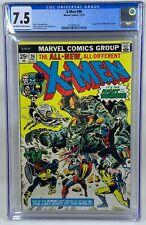 X-Men #96 - CGC 7.5 - 1st app Moira McTaggert - Showcase