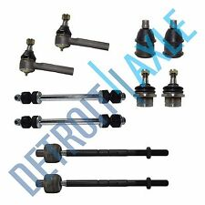 New 10pc Front Ball Joint Tie Rod Sway Bar for Ford Explorer Ranger Mazda