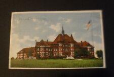 Odd Fellows home never used Springfield Ohio postcard