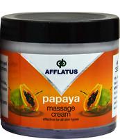 Afflatus Papaya Massage 100gm Cream for Deep Cleansing