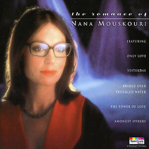 NANA MOUSKOURI - THE ROMANCE OF NANA MOUSKOURI NEW CD