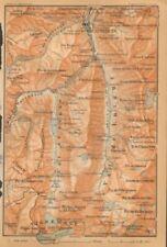 Antique Maps, Atlases & Globes 1900-1909 Date Range