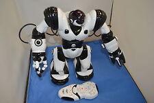 WOWWEE ROBOSAPIEN HUMANOID INTERACTIVE ROBOT LTD. LARGE 14'' TALL WORKING ROBOT
